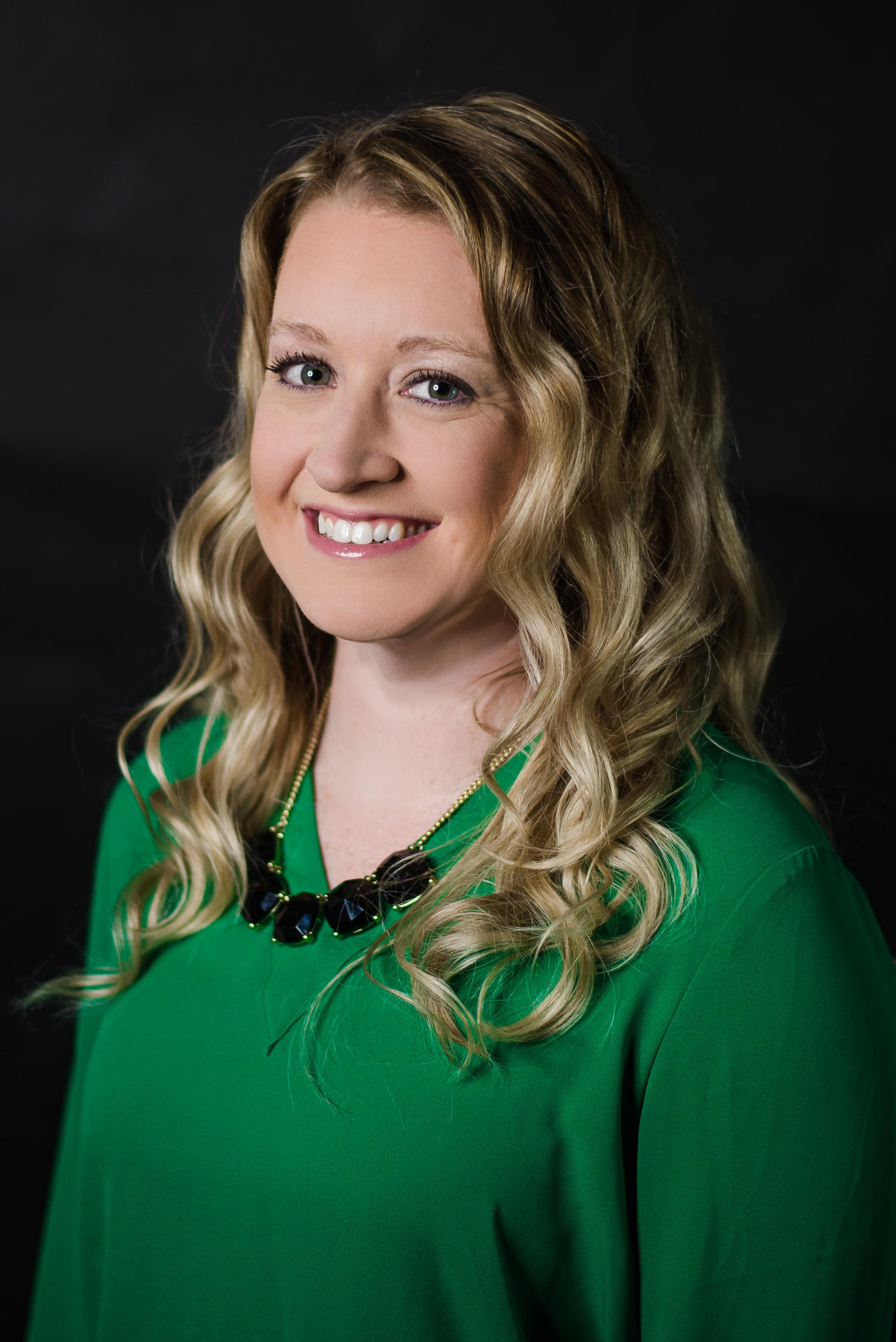 Headshot of Brittany Rigdon